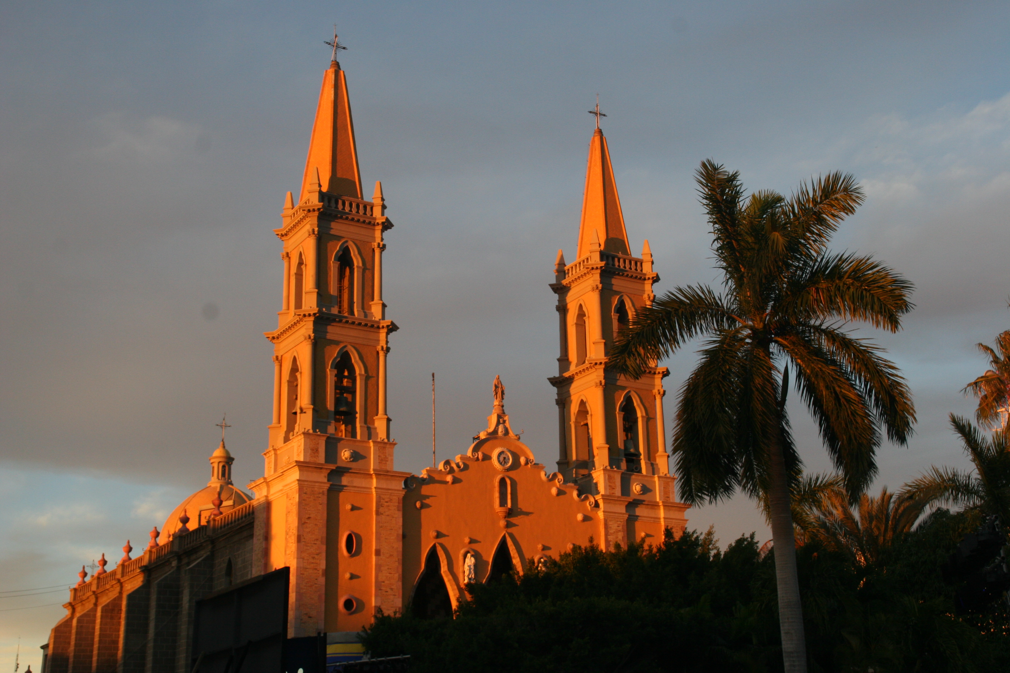 the mystery of mexican church bells out of my mind